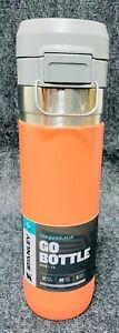 Stanley 24oz Orange Stainless Steel Water Bottle
