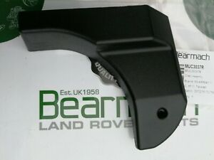 Land Rover Defender 90, 110, Door Check Strap Cover Trim Left Hand, MUC3037