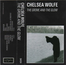 Chelsea Wolfe ‎- The Grime And The Glow CASSETTE TAPE - SEALED - New - GOTH