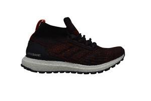 Mens Adidas Ultra BOOST All Terrain - S82035 - Dark Burgundy Trainers