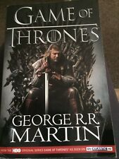 Game Of Thrones Book 1 (2011) Paperback Book by George R.R Martin