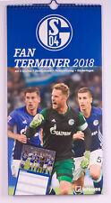 Schalke 04 Fanterminer 2018 -  Familienplaner, Familienkalender (NEU) 80% Rabatt