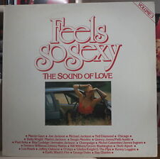 FEELS SO SEXY VARIOUS ARTISTS SEXY COVER DOUBLE  HOLLAND PRESS LP CBS 1973