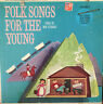 Win Stracke ‎– Folk Songs For The Young (Volume 9)