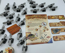 Bugs in the Kitchen Game Replacement Parts 24 Utensils, 4 Traps, 17 Bug Tokens