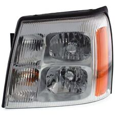 New Headlight (Driver Side) for Cadillac Escalade GM2502236 2003 to 2006