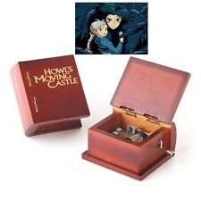 Sankyo Handcraft  ♫  Howls Moving Castle Theme♫ Book Hand Crank Music Box
