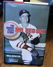 Mr. Red Sox 1st Ed. 2004 Signed by Johnny Pesky and Bill Nowlin (Author)  WOWEE