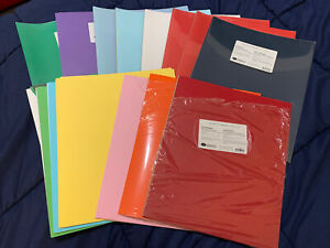 Creative Memories Photo Mounting Paper Lot - 100+ sheets - 10x12