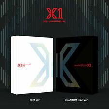 X1 - 1st mini album Quantum Leap [비� : Quantum Leap Ver.] Sealed New