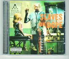 (HJ557) Slaves On Dope, Inches From The Mainline - 2000 CD