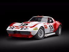 """1968 Chevrolet Corvette L88 Racing Hot Rod Poster 24/""""x36/""""  HD"""