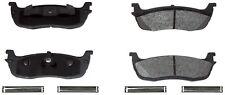 Monroe FX711 Rear Semi Metallic Brake Pads