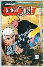 Jonny Quest #1 June 1986 VF First Issue