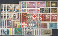 BT6838/ PORTUGAL – 1960 / 1966 MINT MNH MODERN LOT – CV 285 $
