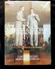 GILBERT AND GEORGE The Singing sculptures  HARDBACK ART BOOK / CATALOGUE