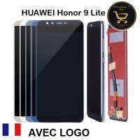 VITRE TACTILE ECRAN LCD ORIGINAL HONOR 9 LITE LLD-L21 LLD-L31 NOIR / BLEU