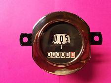 Model A Ford Stewart Warner ROUND Rebuild Speedometer 30-31  ((GUARANTEED))