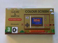 Nintendo GAME & WATCH Super Mario Bros 35th Anniversary BRAND NEW & SEALED