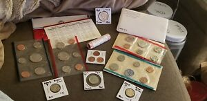 🔥Collectors Lot🔥Rare, Key Dates, Low Mintage 🔥silver🔥BU🔥awesome coin lot