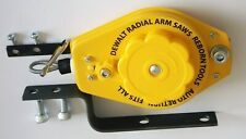 AUTO RETURN FOR  DEWALT RADIAL ARM SAWS NOW ON VERY SPECIAL OFFER 3 ONLY