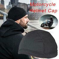 Moisture Wicking Cooling Skull Cap Inner Liner Motorcycle Helmet Cap Sweatband