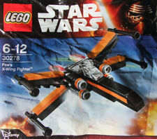 LEGO Star Wars 30278 - Poe's X-Wing Fighter Polybag