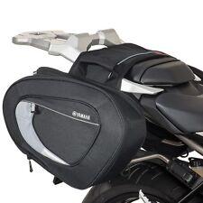 Yamaha FZ/FJ Soft Saddlebags-Fits FZ1, FZ-07, FZ8, FJ-09, & FZ-09-Genuine Yamaha