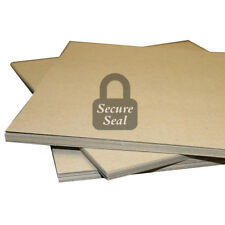 "50 Pack of 12x12"" Square Chipboard Pads THICK Sturdy 30PT .030 Scrapbook Sheets"