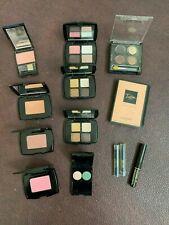 Lancome - Lot of 13 Items: Blush, Eyeshadow, Perfume & Mascara + 2 Estee Lauder