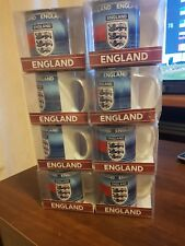 England 2003 Official FA mug Rare collectable world cup gift football St.George