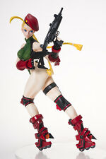 Cammy SF Zero 3 Street Fighter Hand Painted Resin Model Yetiart Figure INSTOCK