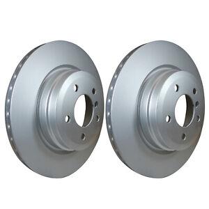 Rear Brake Discs 336mm 54379PRO fits BMW 3 Series E92 335i 330i 330d