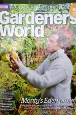 BBC Gardeners World October 2017, Subscribers Edition VGC