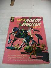 Gold Key MAGNUS ROBOT FIGHTER #14 May 1966