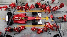 "Race Felipe Massa Kuala Lumpur Formula One 1 Ferrari Decor Art POSTER 36x24"""