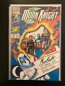 Moon Knight 50 High Grade Marvel Comic Book CL60-172