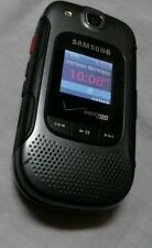 Samsung Convoy 3 SCH-U680 Grey (Verizon) Cellular Phone Emergency Flip Phone