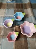 Ganz 4 Piece Flower Measuring Cups