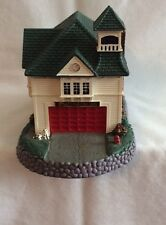 Norman Rockwell's Hometown Collection- The Firehouse Figurine