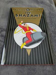 DC COMICS ARCHIVE EDITIONS  THE SHAZAM ! VOLUME 2 HARDCOVER