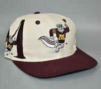 Minnesota Golden Gophers NCAA Nu Image Vintage 90's Adjustable Snapback Cap Hat