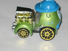 Exclusive Brand New Loose Disney Pixar 1/64 Scale DieCast Race Car Mike Wazowski