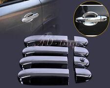 Chrome Door Handle Cover Trim for Nissan Versa Tiida Latio 2007-2012 2011 2010