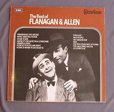 """Vinilo LP 12"""" 33 rpm THE BEST OF FLANAGAN & ALLEN"""