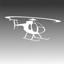 MD 500T Helicopter Decal MD500 Military Chopper Door Off Pilot Crew Sticker