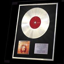 LAURYN HILL THE MISEDUCATION CD PLATINUM DISC LP FREE P+P!