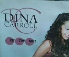 Dina Carroll One Two Three CD Single 1998