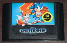 Sega Mega Drive. Sonic The Hedgehog 2 (NTSC USA)