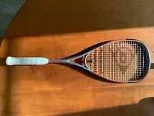 Lightly Used Dunlop Apex Supreme 4.0 Squash Racket